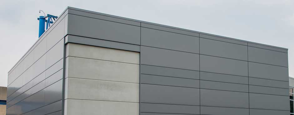 Exterior Cladding Kalkreuth Roofing And Sheet Metal