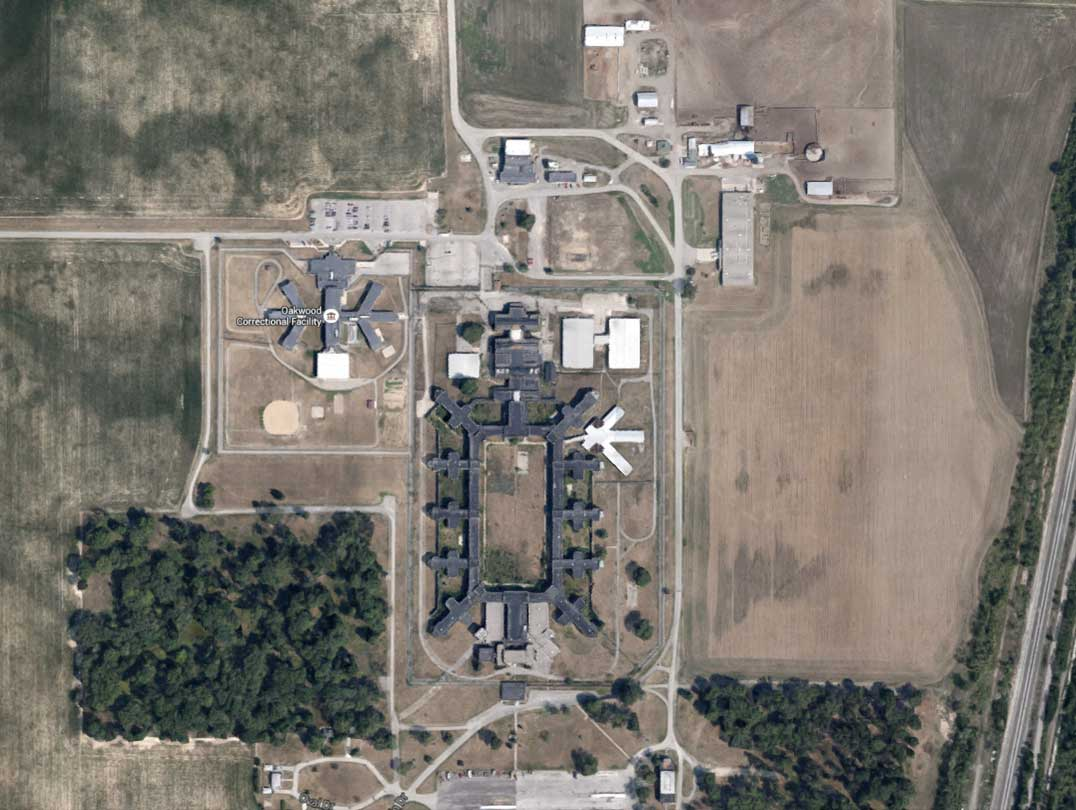 Oakwood Correctional Facility Kalkreuth Roofing And