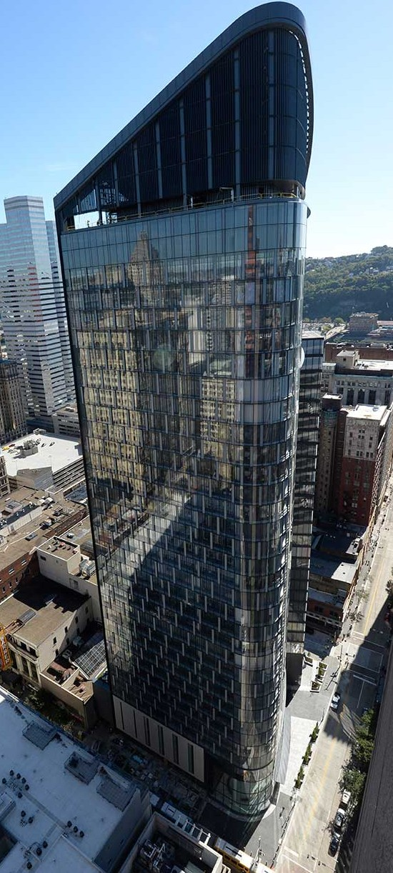 The Tower At Pnc Plaza Kalkreuth Roofing And Sheet Metal