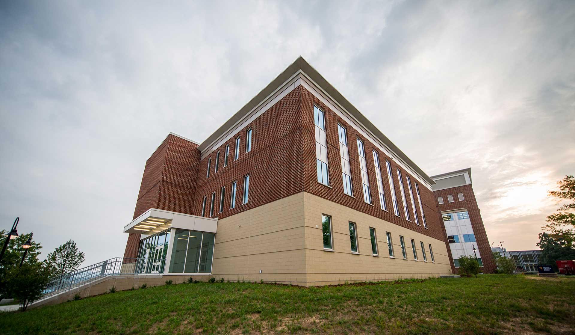 West Virginia University Advanced Engineering Research