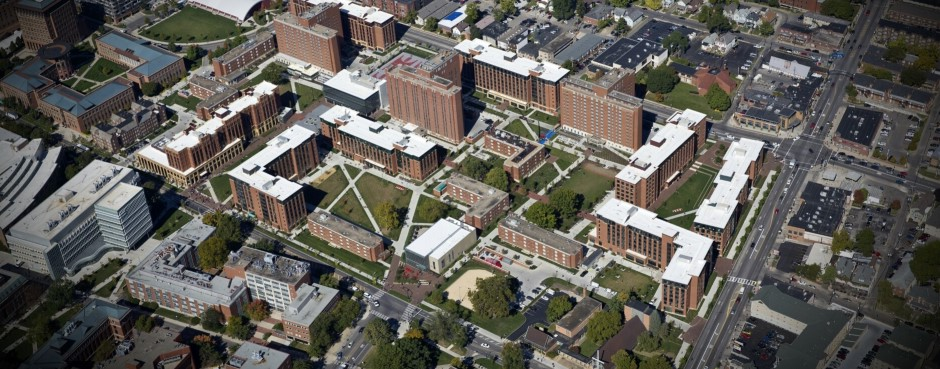 Ohio State University North Residential District