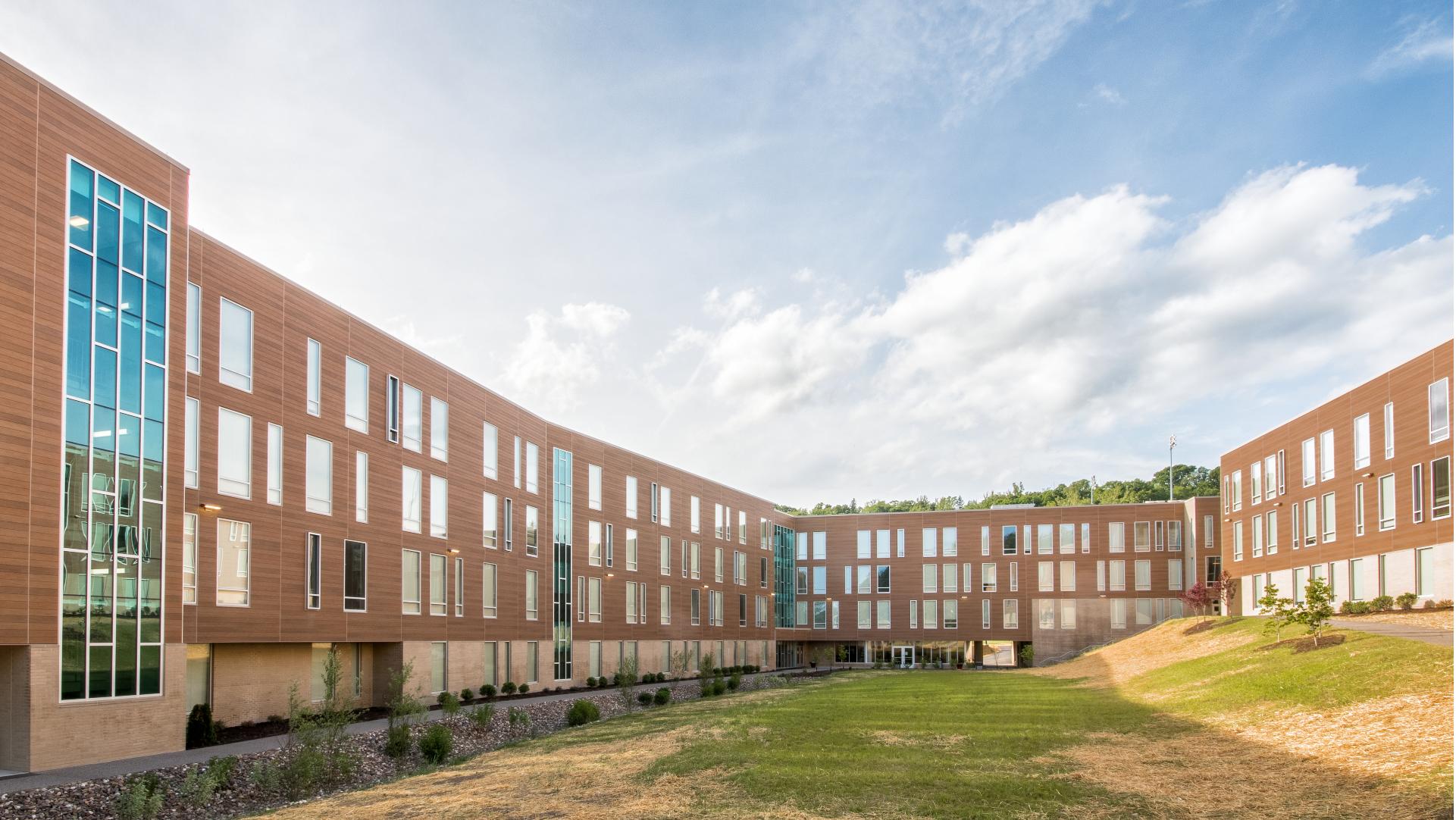 University Terrace Fairmont State University Kalkreuth