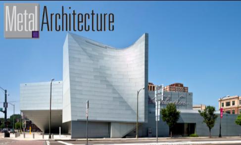 Metal Architecture Design Awards Kalkreuth